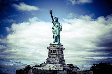 Statue of Liberty 13 van FotoDennis.com
