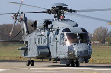 Kanadischer Hubschrauber Sikorsky CH-148 Cyclone von Ramon Berk