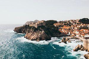 Dubrovnik fort Kroatië