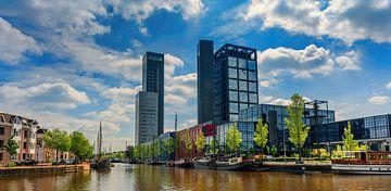 Skyline Avero-Achmea Zentrum Leeuwarden von Marcel Kieffer