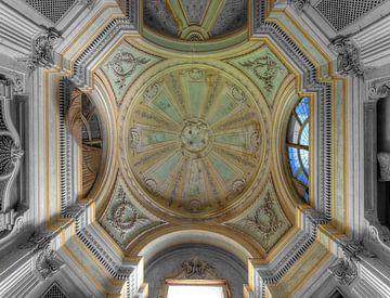 Chapel Roof van Erik Borst