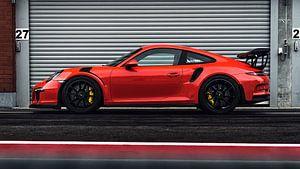 Porsche 991 GT3 RS van