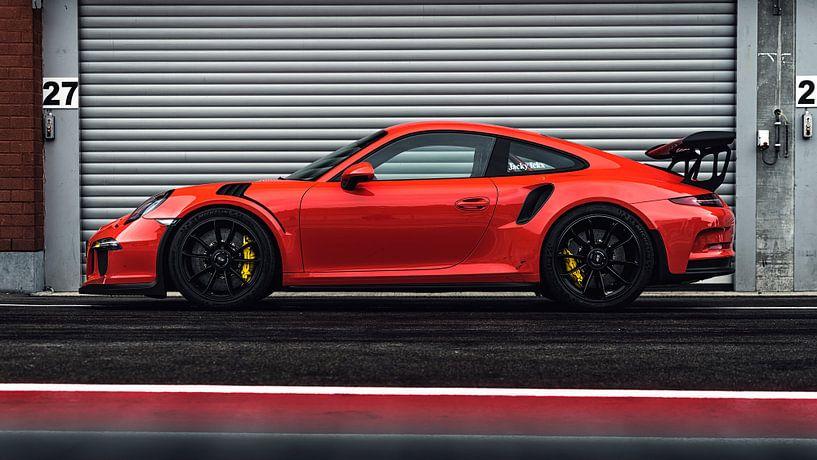 Porsche 991 GT3 RS von Ansho Bijlmakers