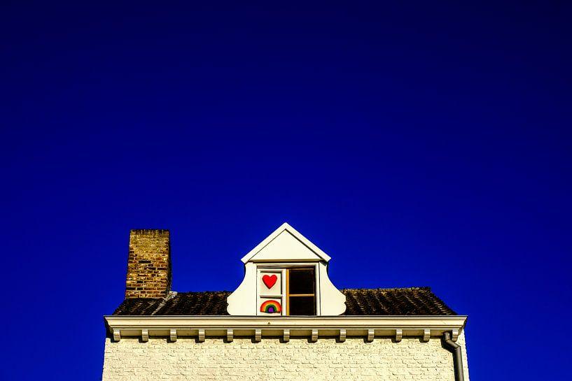 Gaubenfenster von Jan Bakker