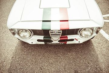 Alfa Romeo Giulia Sprint GTA frontal nude