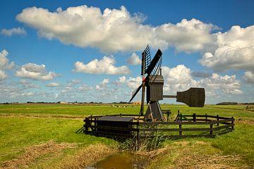 Holländische Mühle von Sran Vld Fotografie