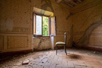Warum stehen Sie am Fenster, der Schönheit und dem Stolz preisgegeben von Jaco Verheul