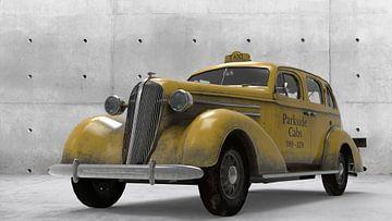 Parkmütze vorne von H.m. Soetens