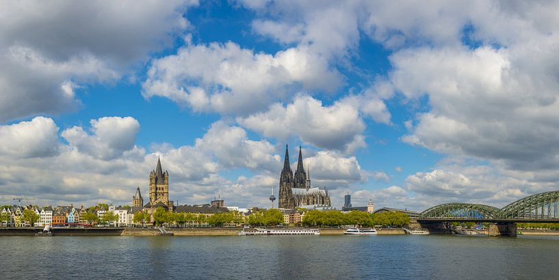 Cologne van Walter G. Allgöwer