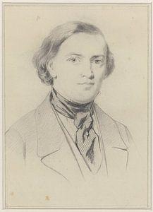 Porträt von Elias Pieter van Bommel