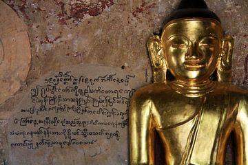Boeddha beeld sur Gert-Jan Siesling