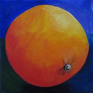 Kleurrijk fruit: Sinaasappel