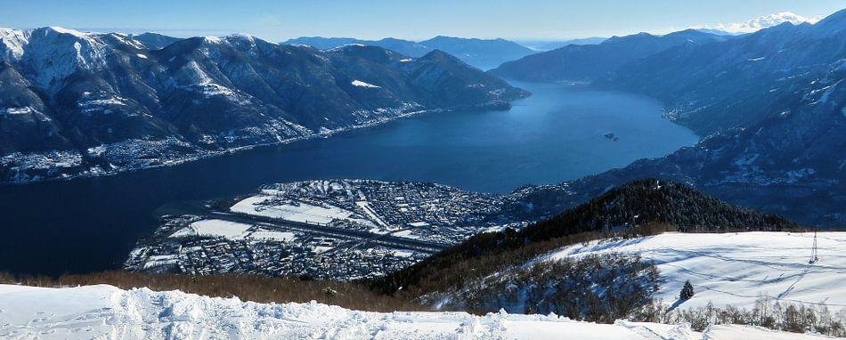 Winters Lago Maggiore