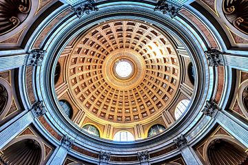 Vatikan-Kuppel von Manjik Pictures