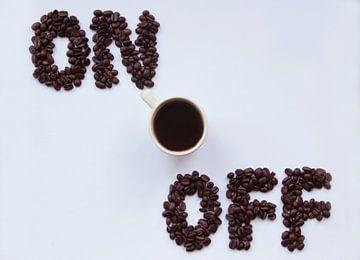 Begin van de koffietijd van Tesstbeeld Fotografie