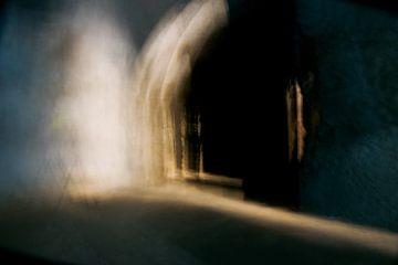 Gewelf in het licht sur Martijn van Huffelen