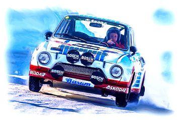 Rallye - Vollgas auf Eis und Schnee von Jean-Louis Glineur alias DeVerviers