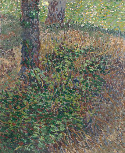 Vincent van Gogh, Kreupelhout van