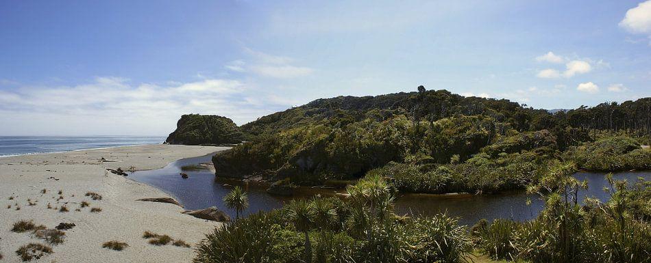West Coast paradise - Nieuw Zeeland