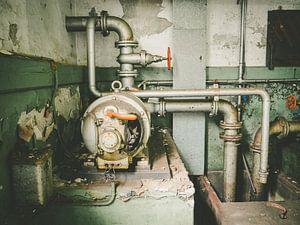 Wasserkraftwerk Urbex