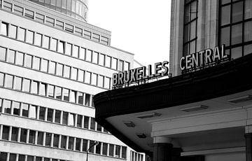Bruxelles Central von Charlotte Meindersma