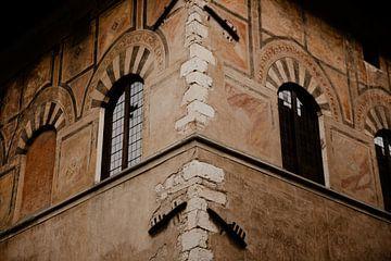Das mittelalterliche Datini-Haus von Isis Sturtewagen