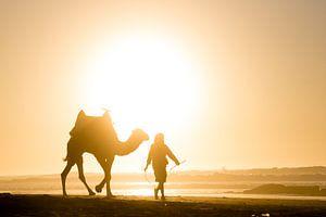 Marokkaans sprookje aan zee van Chris Heijmans