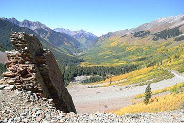 Colorado, Amerika von Bernard van Zwol