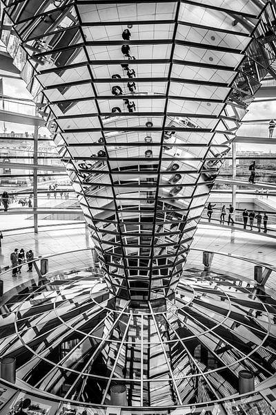 Reichstag Berlin 4 van Martijn .