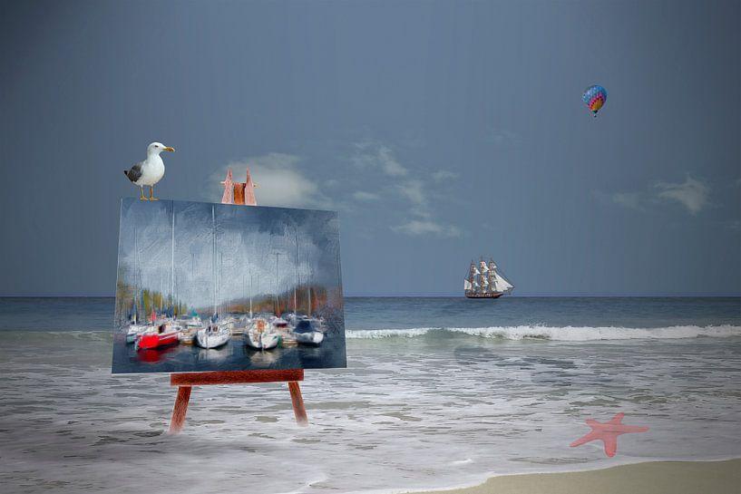 Das Gemälde von Ursula Di Chito