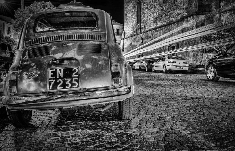 Fiat 500 in Italie sur Mario Calma
