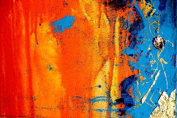 Abstrakte Malerei - Schluchtansicht 10 von Coco Korse