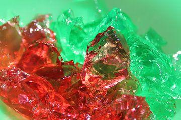 rotgrünerWabbel2 von Ulrich Fuchs