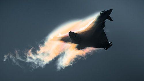 Italiaanse Eurofighter Typhoon van