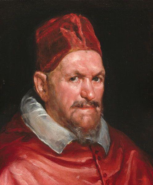 Papst Innozenz X., Diego Velázquez von Meesterlijcke Meesters