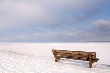 Winter view von Pim Feijen