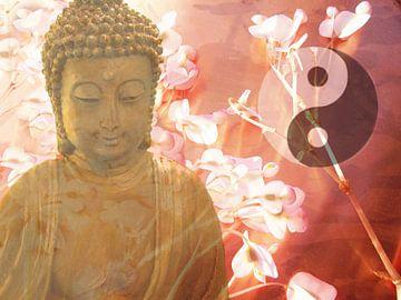 Boeddha - Aziatische filosofie van Heidemarie Andrea Sattler