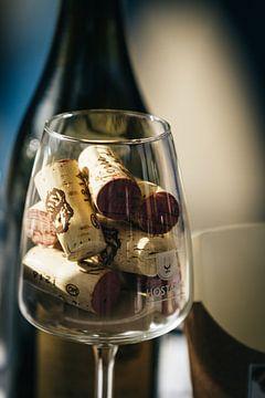 Wijnkurken van Max Kooijmans