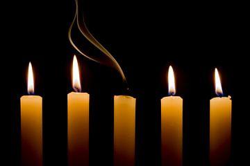 kaarsen von eric brouwer