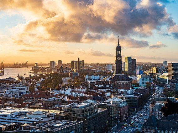 2017-11-02 Hamburg Panorama