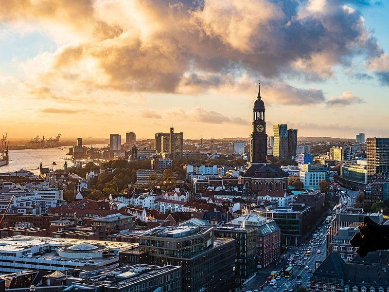 2017-11-02 Hamburg Panorama von Joachim Fischer