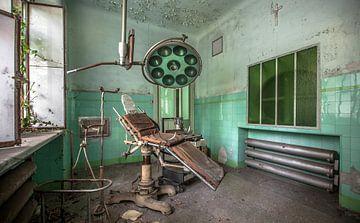 Operationssaal Ok-Saal von Olivier Van Cauwelaert