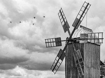 Windmühle von Vladyslav Durniev