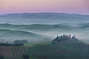 Ontwaken in Toscane, of toch nog dromen?