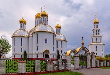 Auferstehungskirche, Brest, Weißrussland von Adelheid Smitt
