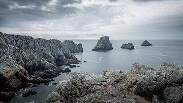 Pointe de Penhir van Frans Nijland