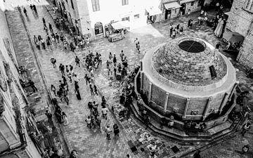 Dubrovnik - Onofrio Fontein van Maurice Weststrate