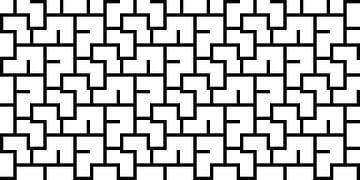 Permutatie | ID=09 | V=30 | 2:1 | 12x06 van Gerhard Haberern