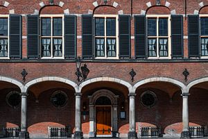 Binnenhof, Den Haag van Michael Fousert