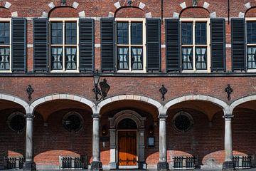 Binnenhof, Den Haag von Michael Fousert